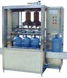 Автоматическая мойка бутылей ST-2