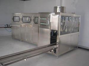 Моноблок розлива QGF-240, 240 бут/час